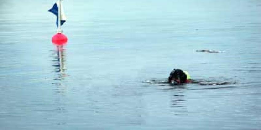 Foto van duiker brandweer | Archief EHF