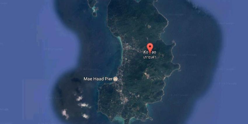 Belgische toeriste dood aangetroffen op Thaise 'moordeiland' Koh Tao