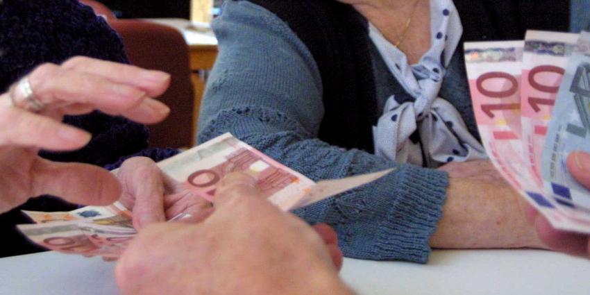 Zorgen over financiën bij 80% ouderen