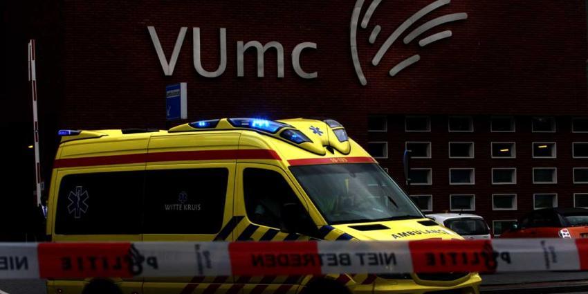 Inmiddels 290 patiënten geëvacueerd uit VUMC nog 49 te gaan