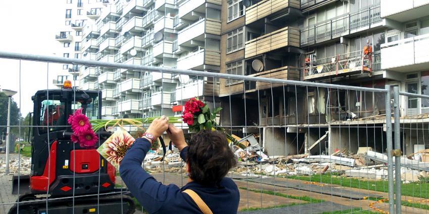 Twee doden explosie Diemen geïdentificeerd