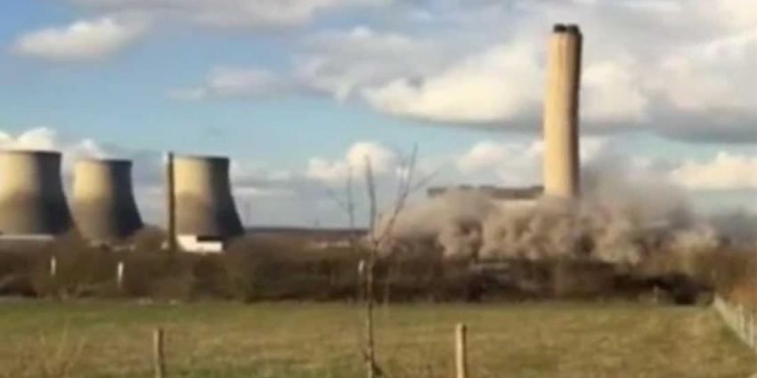 Grote explosie in Britse energiecentrale, één dode meerdere gewonden