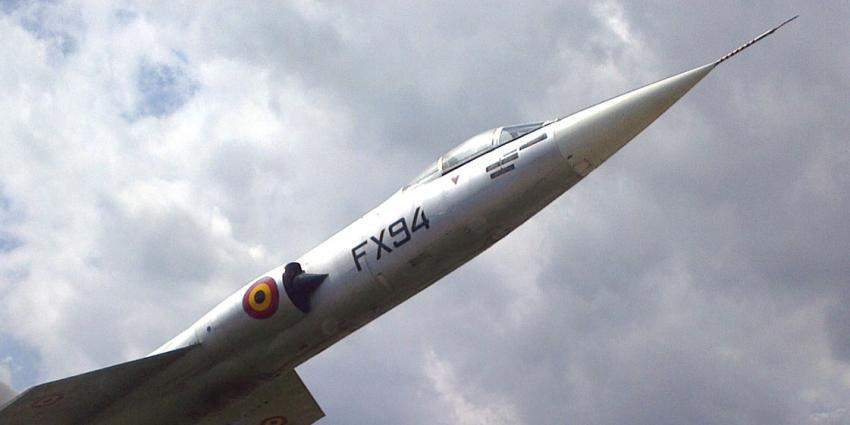 Belgische F-16 gooit bom op IS in Irak. Nederland komende dagen in actie