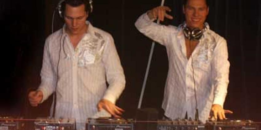Foto van DJ Tiësto Madame Tussaud | Archief EHF