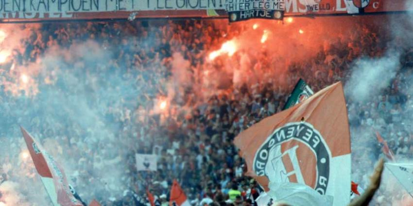 Feyenoord is na achttien jaar weer kampioen van Nederland