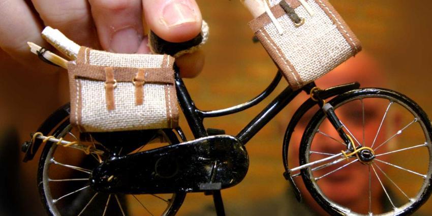 Weert weert fietser in binnenstad, politie gaat streng optreden