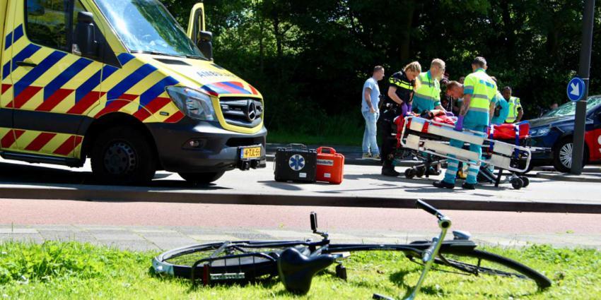 fietsster-gewond