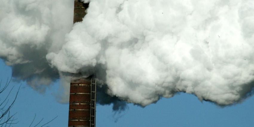 foto van uitstoot fijnstof | fbf
