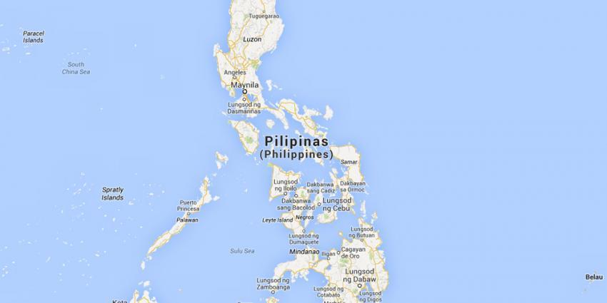 Foto van landkaart Filipijnen | Google Maps | http://imgur.com/lS3PrjE
