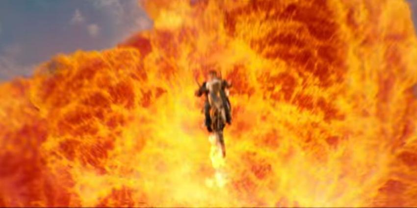 Gouden Film voor Low Budget Stuntman