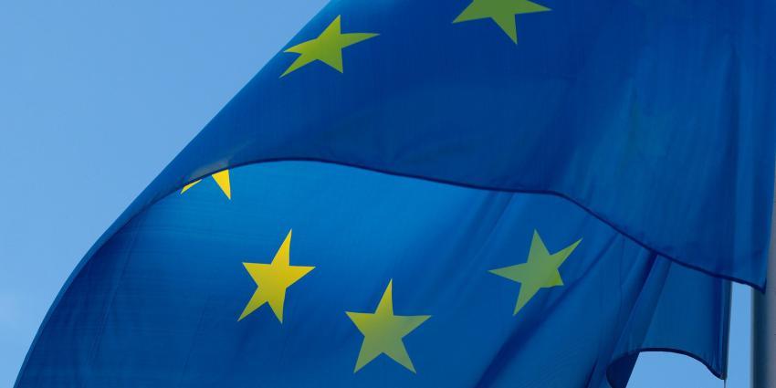 Vlag Europa