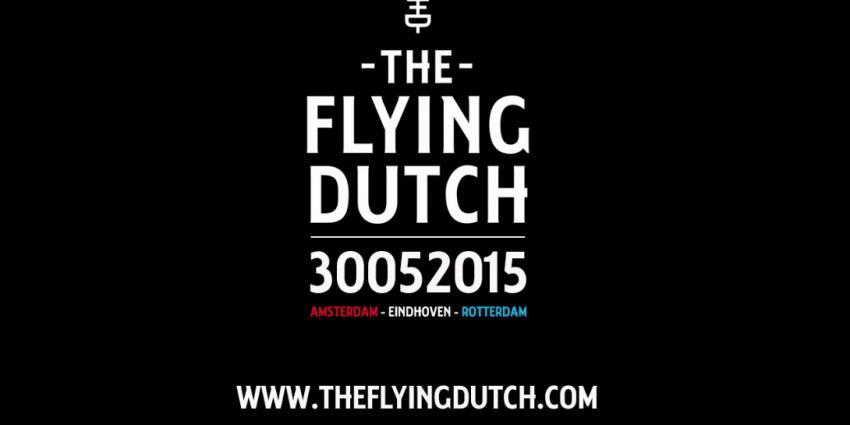 Flying Dutch open air festival met 10 DJ's