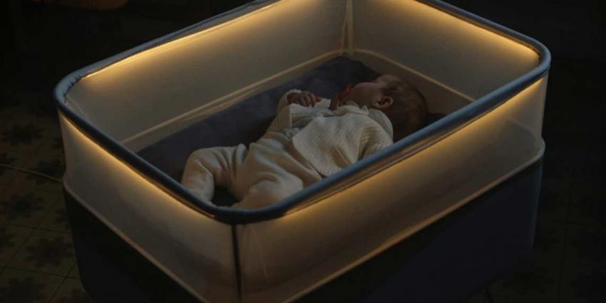 Ford wiegt u kind in slaap