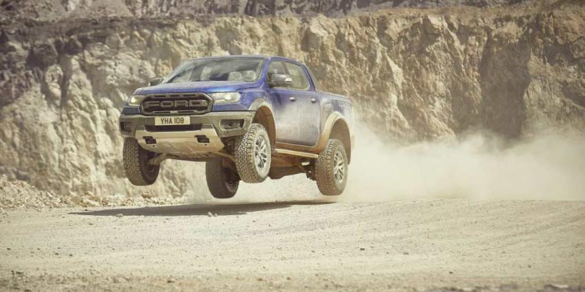 De nieuwe bad-ass Ford Ranger Raptor komt naar Europa