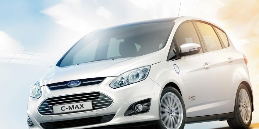 Ford C-MAX Energi plug-in hybride vanaf € 34.995,-
