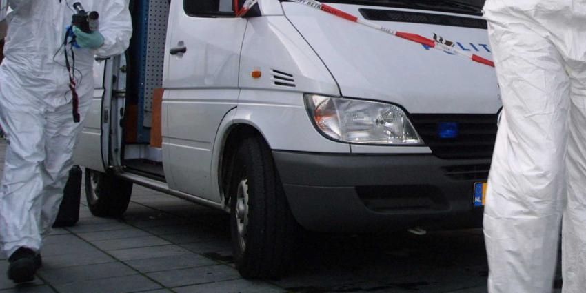 forens-afzetlint-busje