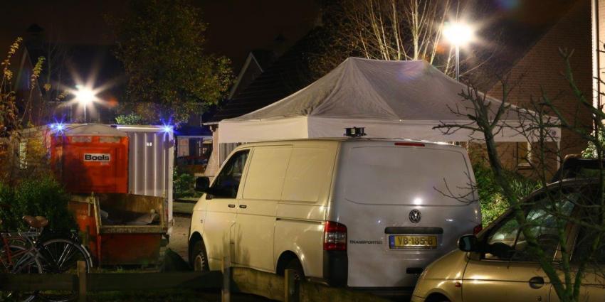 Verbrande dode Boxtel is 46-jarige man uit Esch