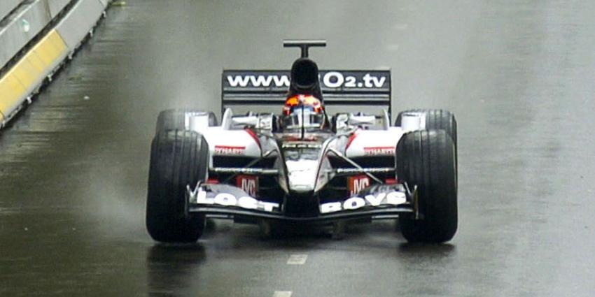 Formule 1 blijft achter de decoder
