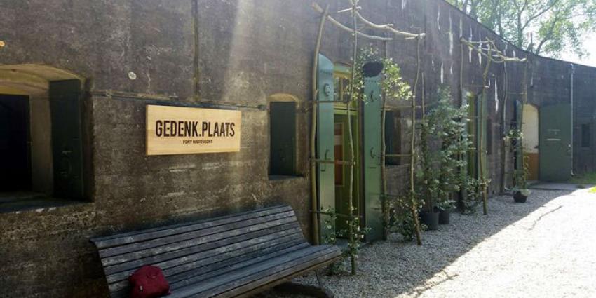 Fort Nigtevecht gedenkplaats en verstrooiplaats