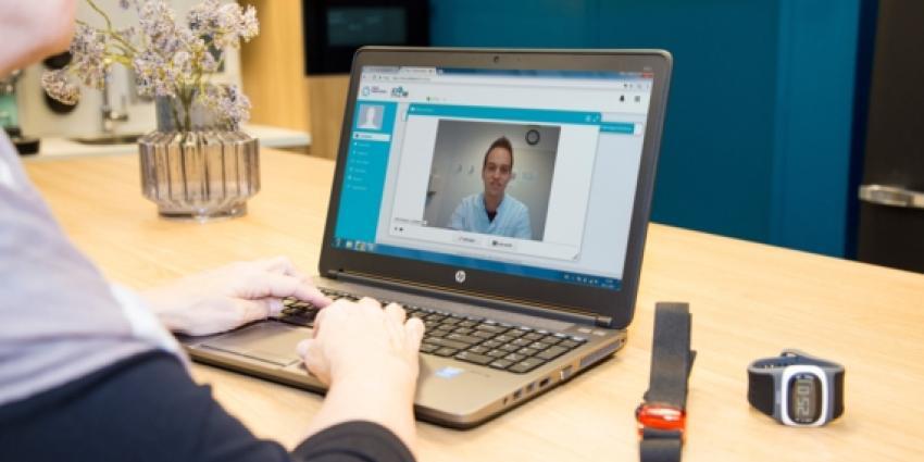 Innovatieve digitale zorg thuis nu ook voor ernstig zieke patiënten