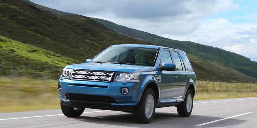 Foto van Freelander Land Rover   Land Rover
