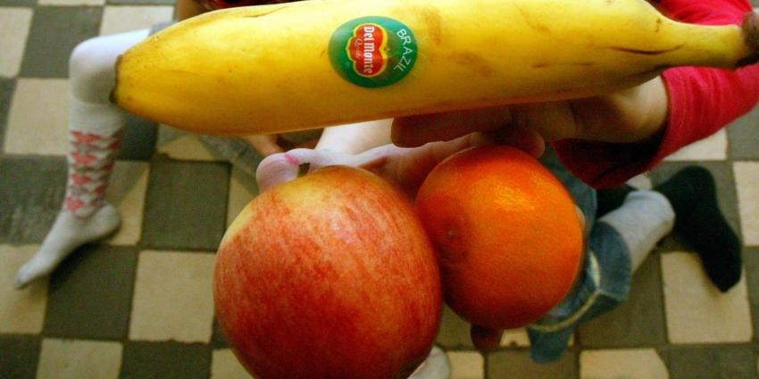 Kinderen eten te weinig fruit, groente en vis