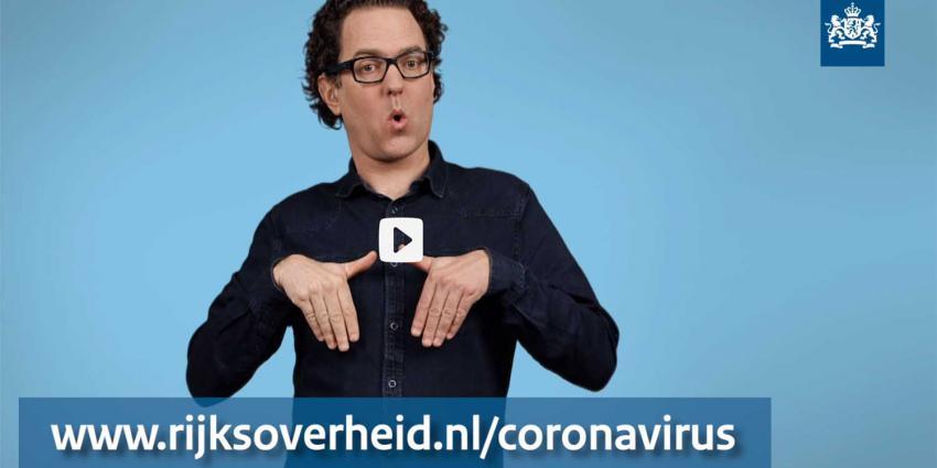 gebarentolk-coronavirus