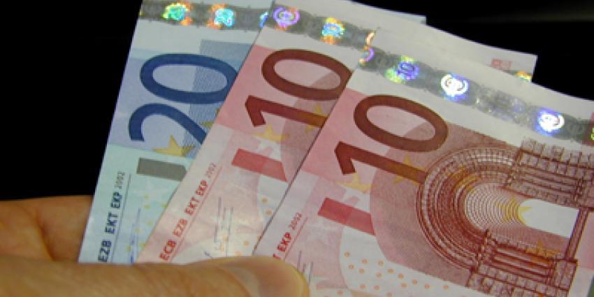 Foto van geld biljet euro | Archief EHF