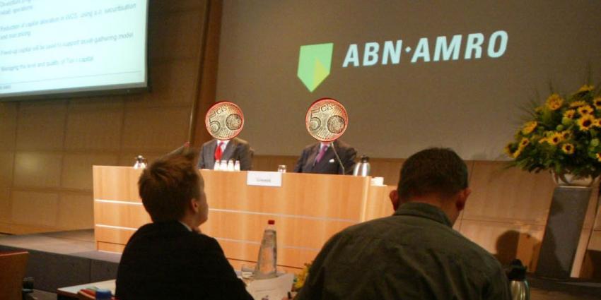 ABN Amro blijft bij salarisverhoging top