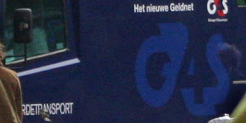 Gewapende overval op geldtransport in Amsterdam