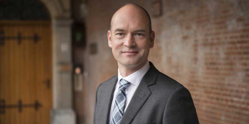 Gert-Jan Segers wordt lijsttrekker ChristenUnie