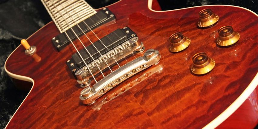 foto van band gitaar   fbf archief