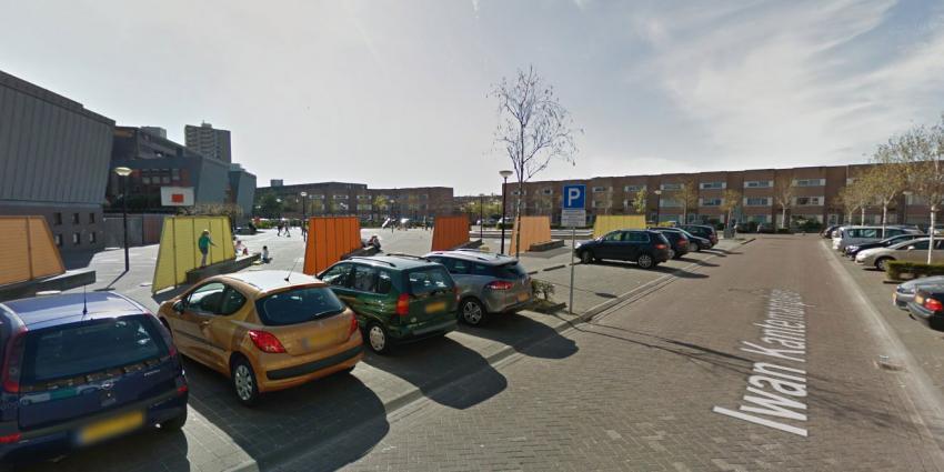 Kinderen Amsterdamse basisschool getuige van schietpartij