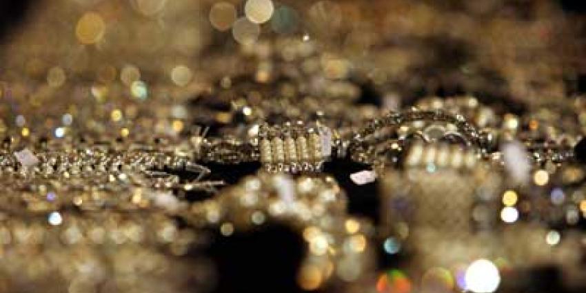 Foto van goud, sieraden, diamant | Archief EHF