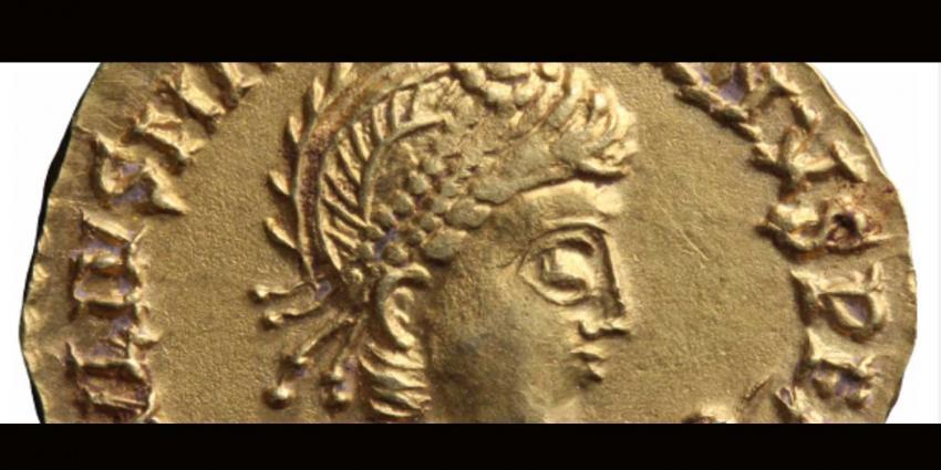 Unieke Romeinse goudschat gevonden in boomgaard in de Betuwe