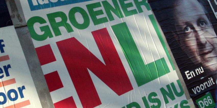 foto van GroenLinks | fbf archief