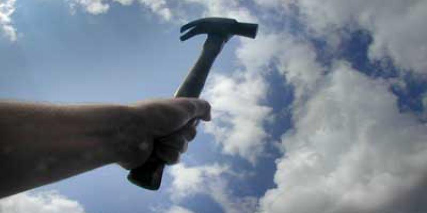 hamer-klauw-lucht