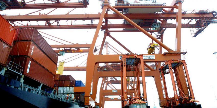 haven-container-kraan
