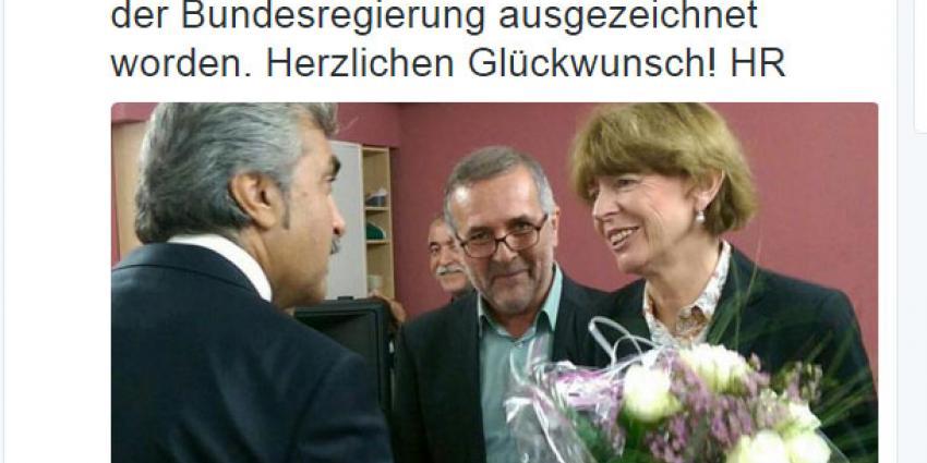 Moordaanslag op kandidaat-burgemeester Keulen