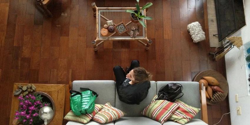 Denk aan je gezondheid, verbeter het klimaat in huis