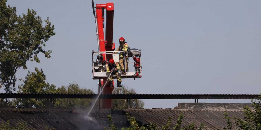 hoogwerker-stal-brand