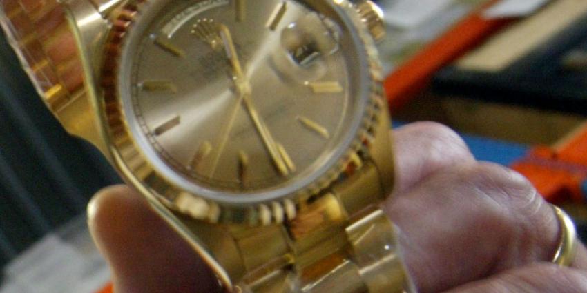 foto van horloge | fbf archief