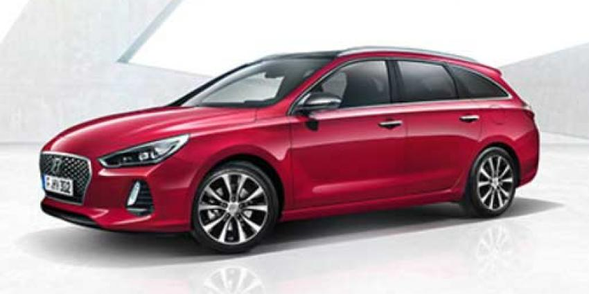 De nieuwe Hyundai i30 hatchback