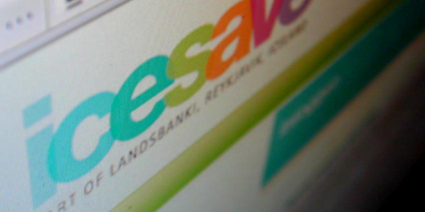 Foto van Icesave logo | Archief EHF