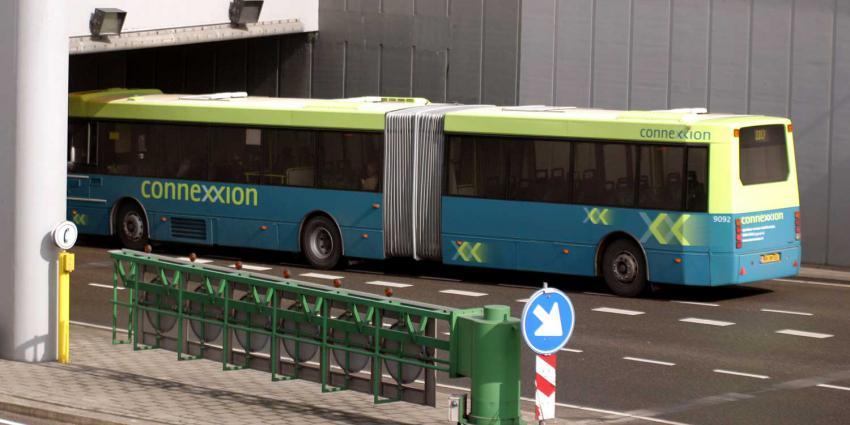 IJ-tunnel-bus-connexxion