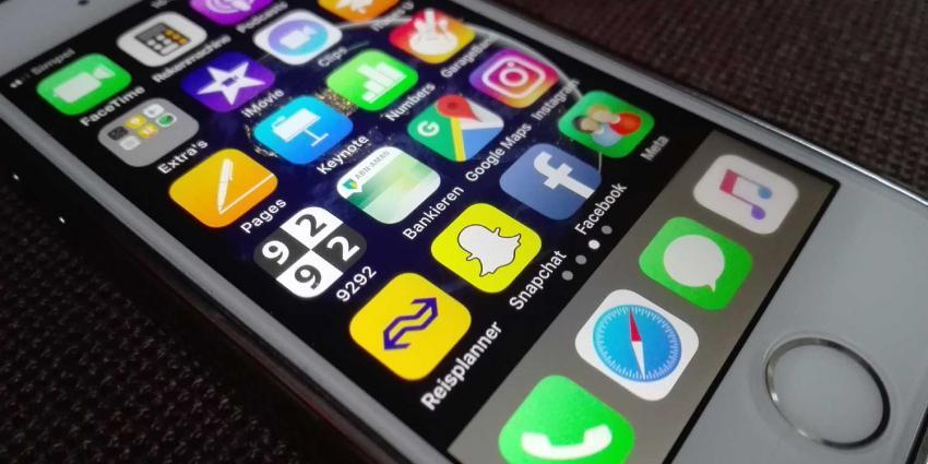 iphone-apps-scherm-kleur