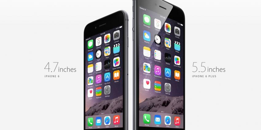 Apple komt met twee nieuwe iPhones en de Apple Watch