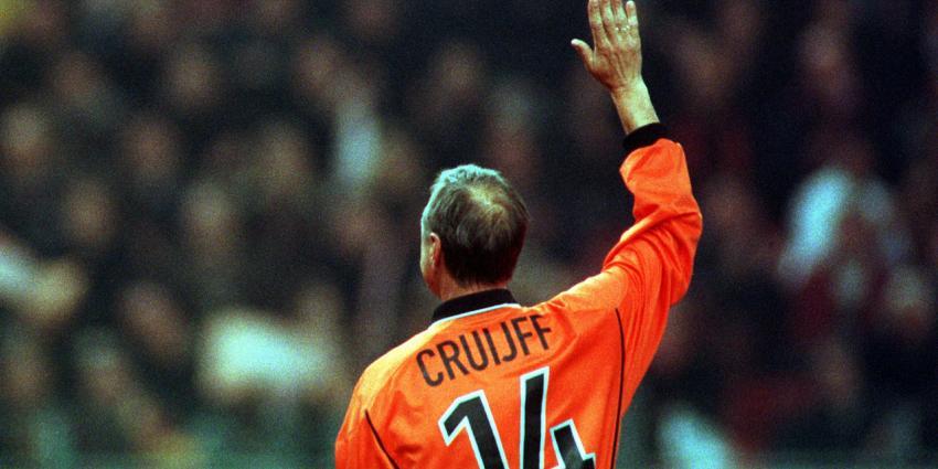 WK, voetbal, Johan Cruijff, keeperswissel