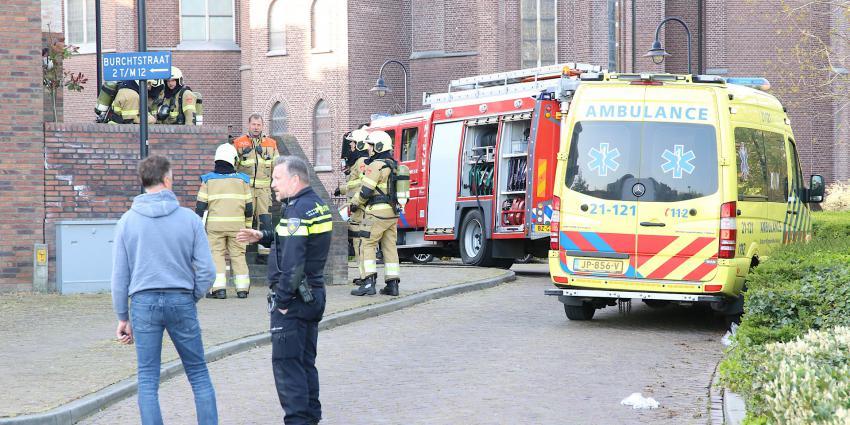 Brand in Sint-Oedenrode