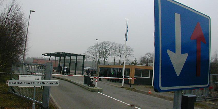 Foto van kamp Zeist | Archief EHF
